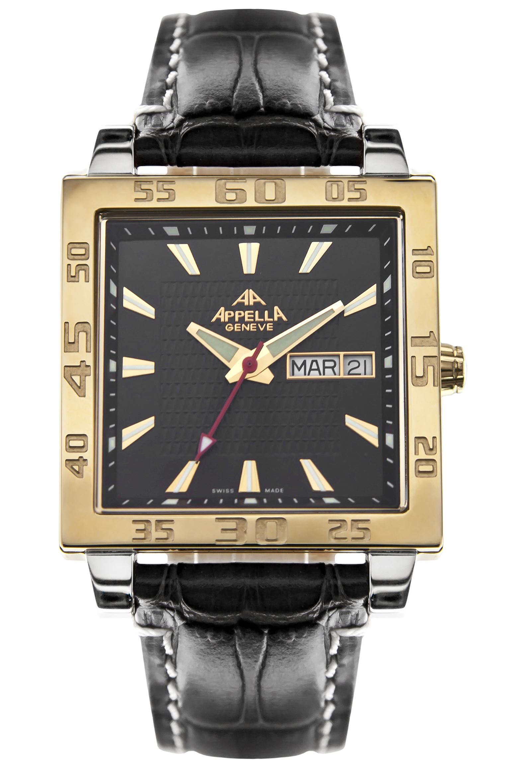 Часы APPELLA A-4001-2014