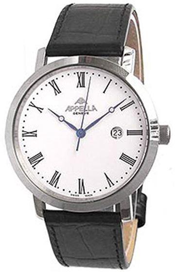 Часы APPELLA A-4121-3011