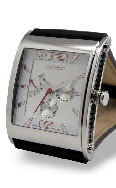Часы Sauvage SA-SP49517S WH