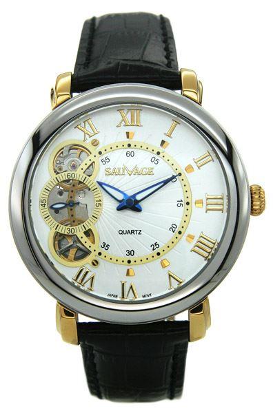 Часы Sauvage SA-SP78910SG WH
