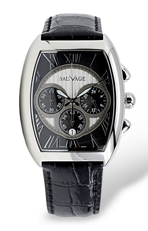 Часы Sauvage SA-SP79513S BK