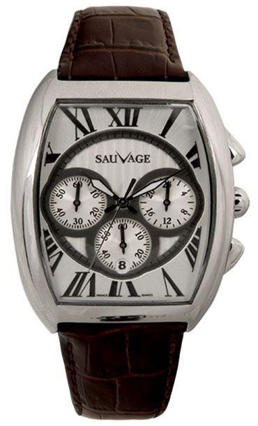 Часы Sauvage SA-SP79513S WH