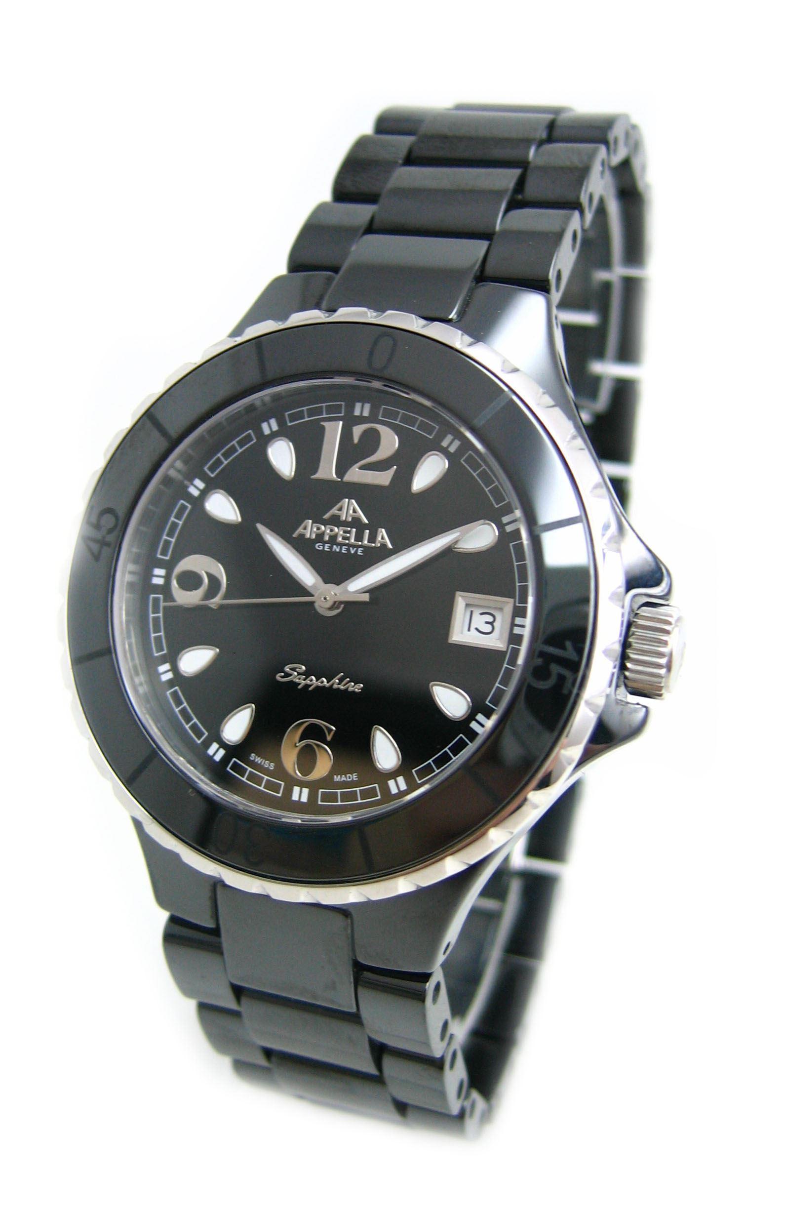 Часы APPELLA A-4061-10004