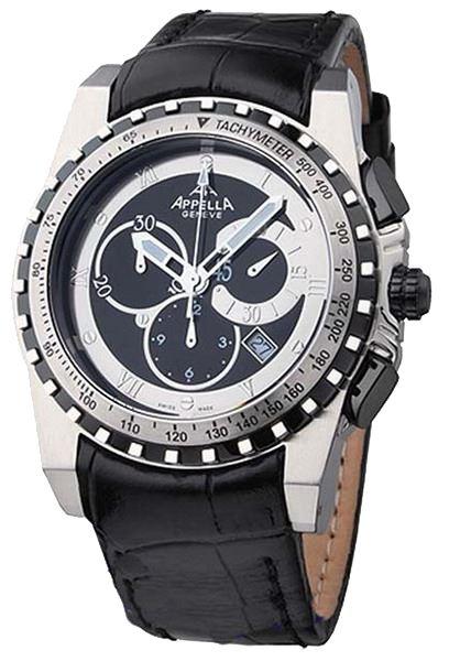 Часы APPELLA A-4005-3014