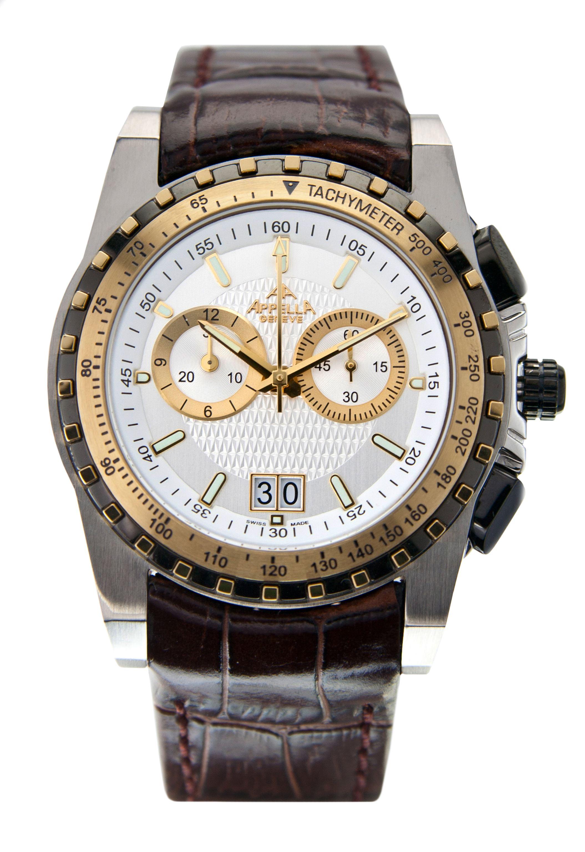 Часы APPELLA A-4007-2011