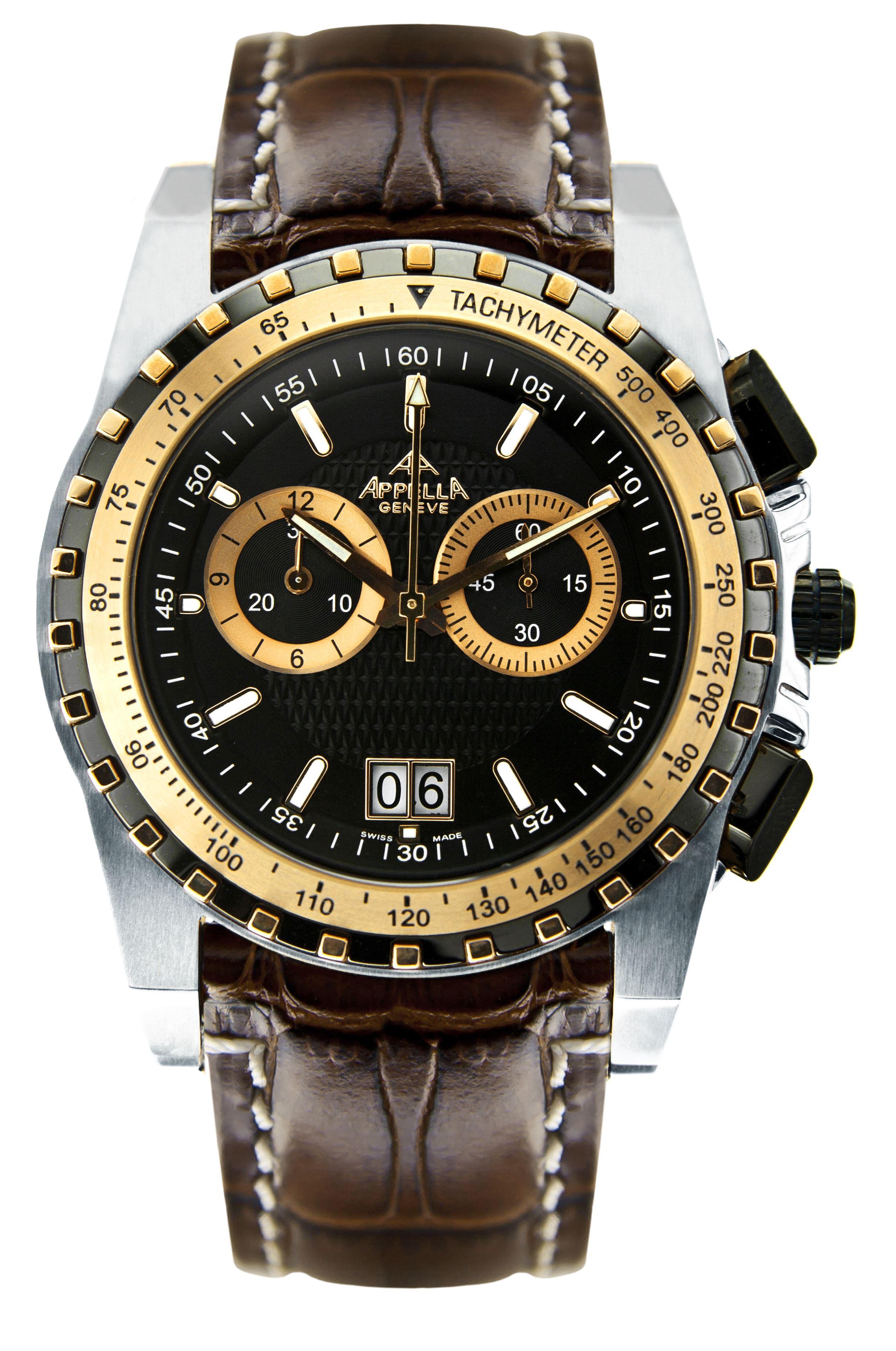 Часы APPELLA A-4007-2014