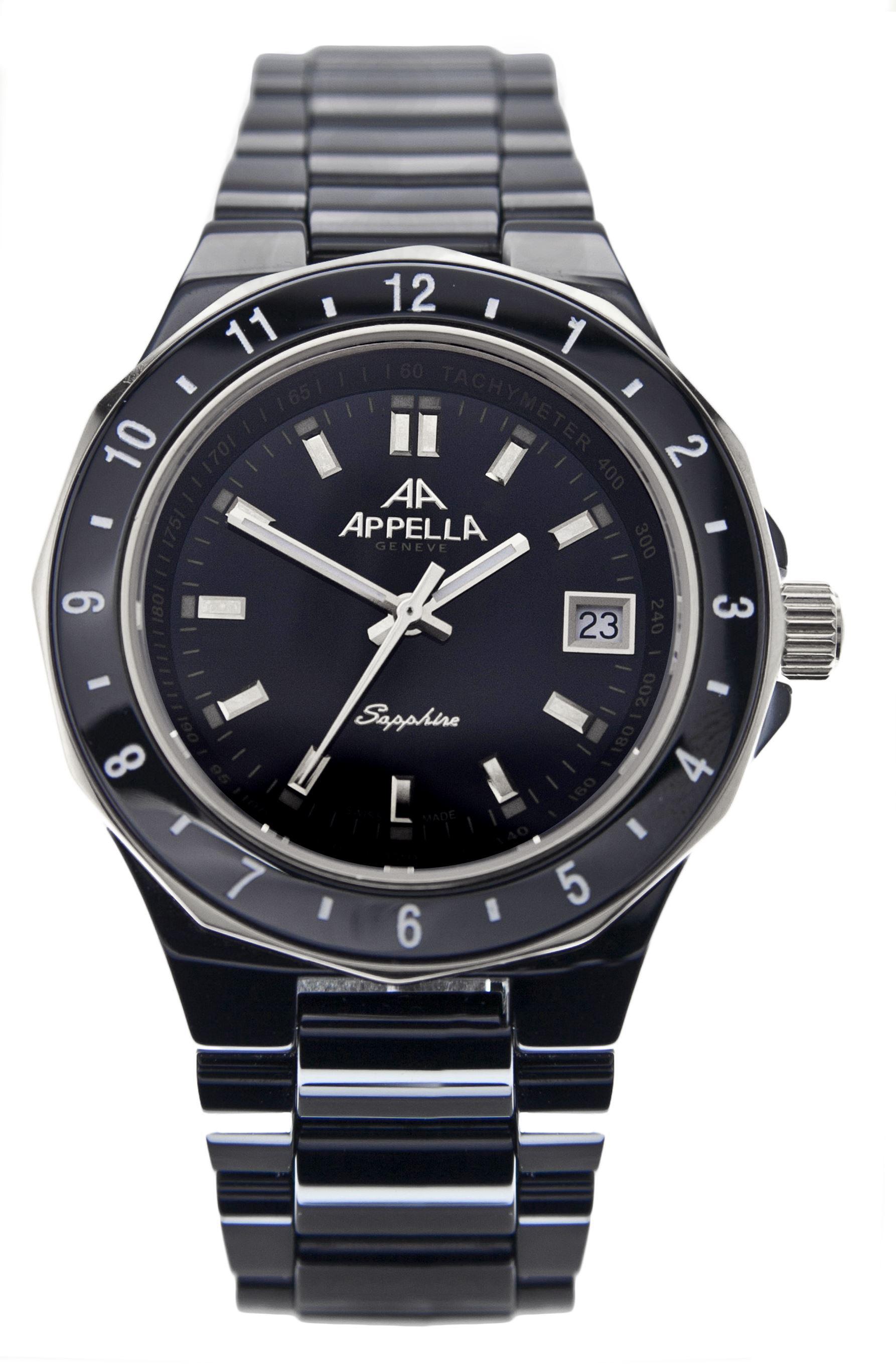 Часы APPELLA A-4129-10004