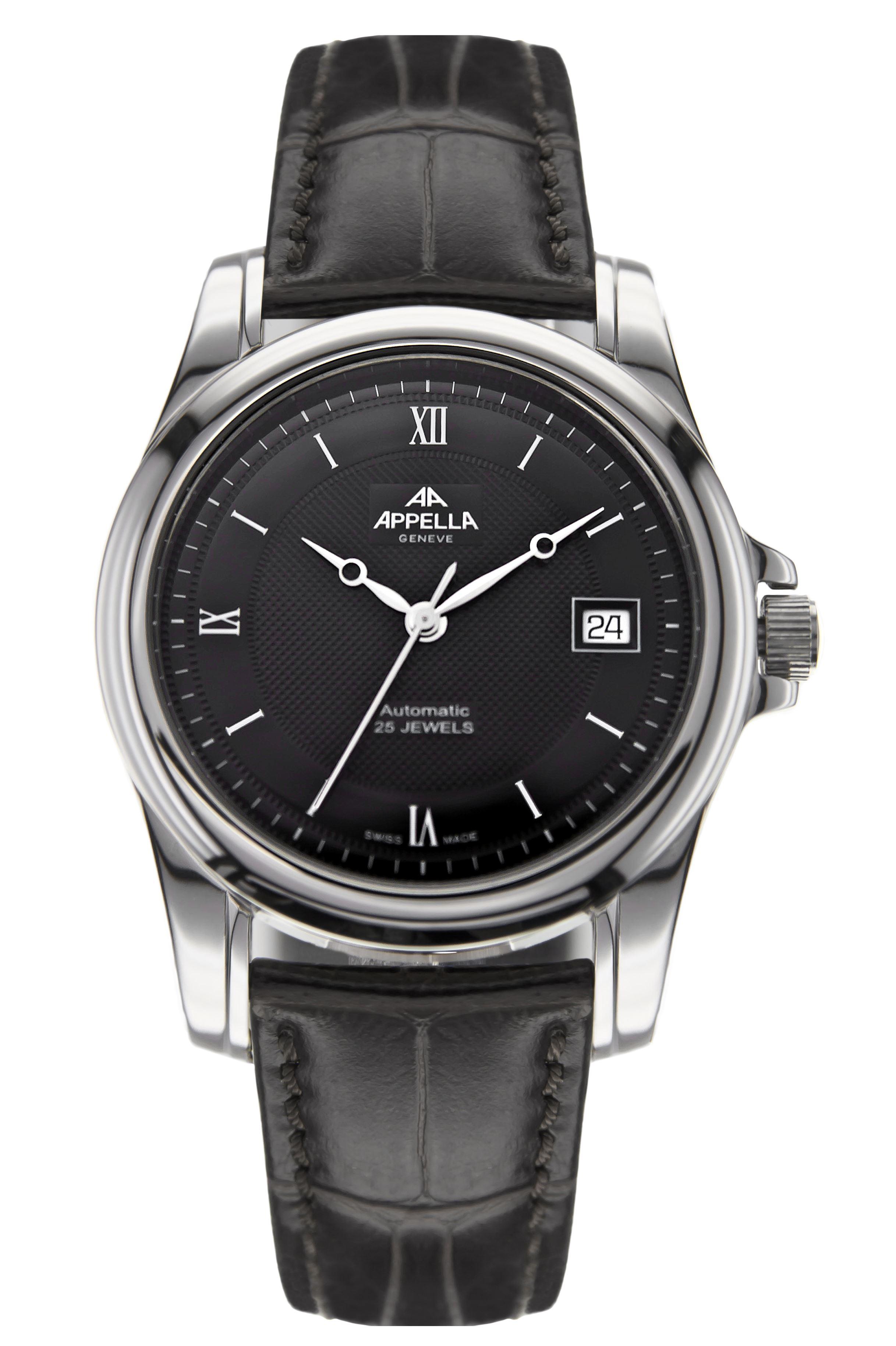Часы APPELLA A-4019-3014