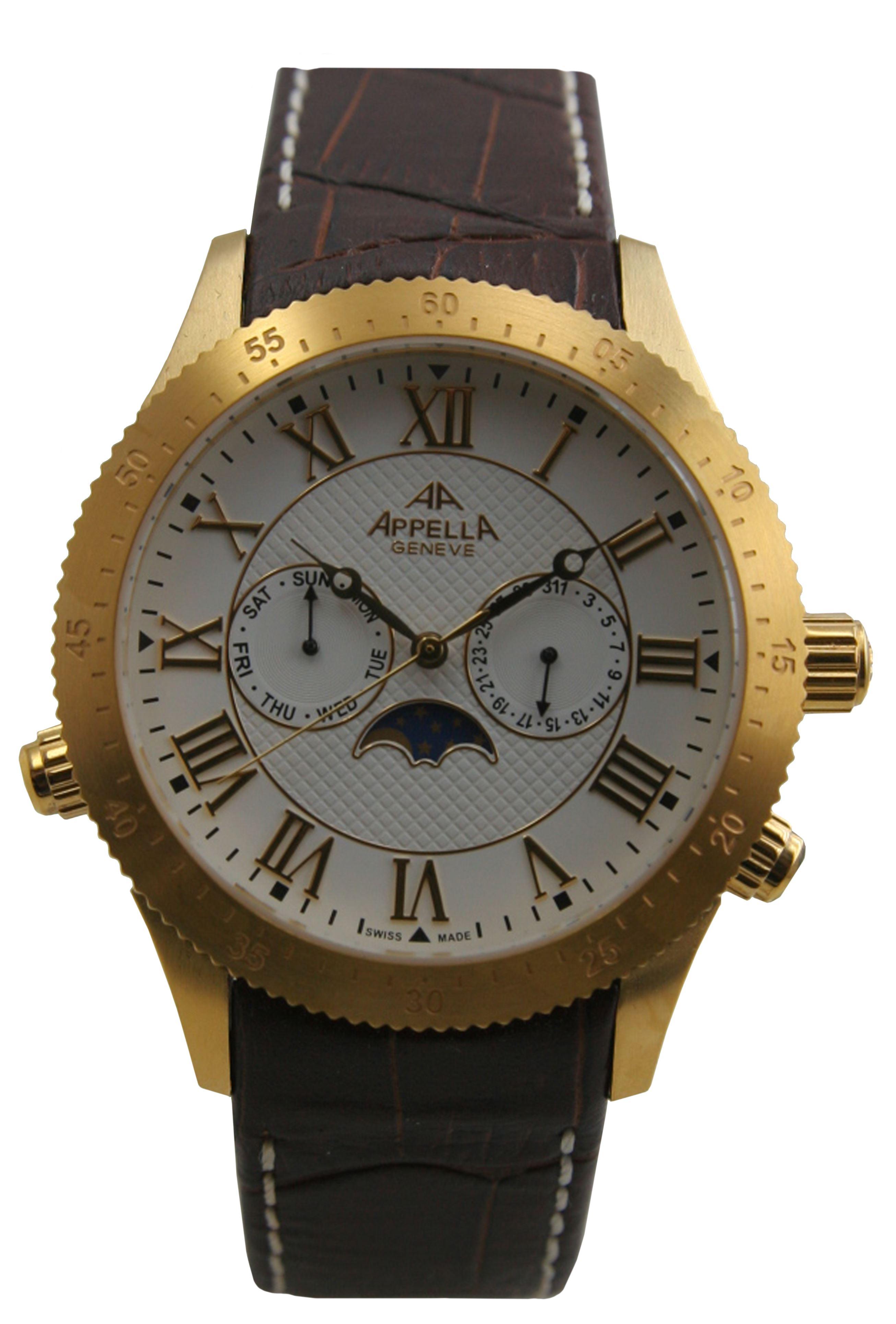 Часы APPELLA A-4245-1011