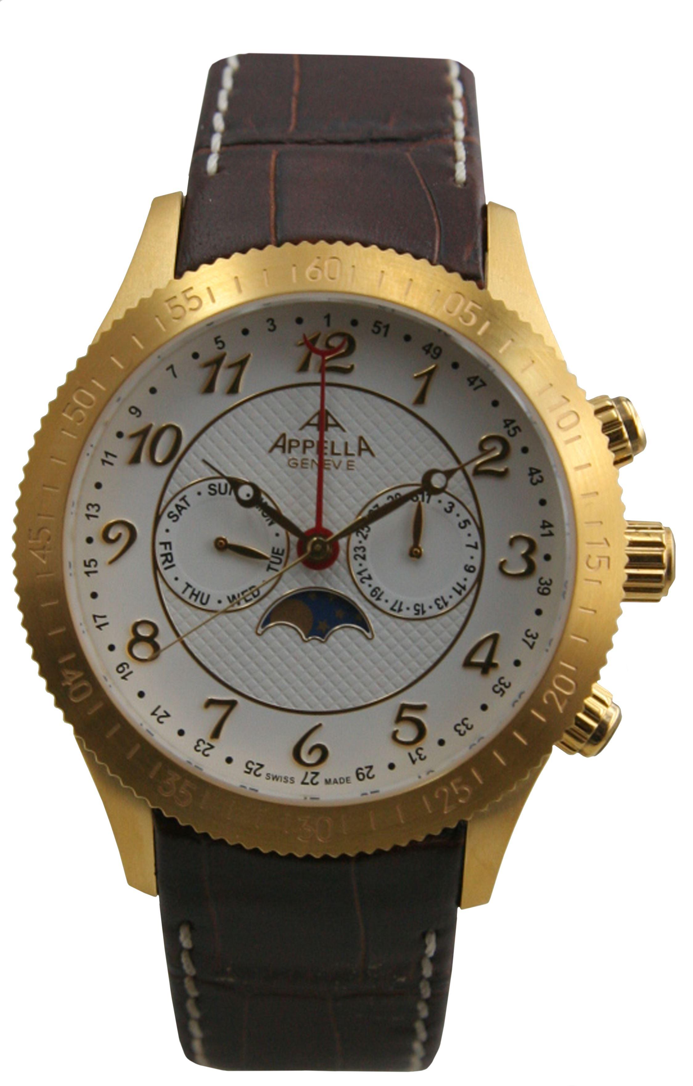 Часы APPELLA A-4253-1011
