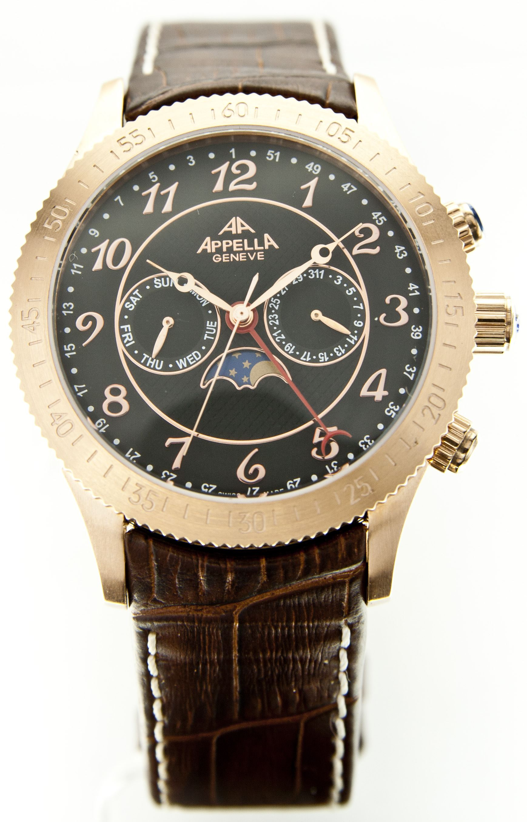 Часы APPELLA A-4253-4014