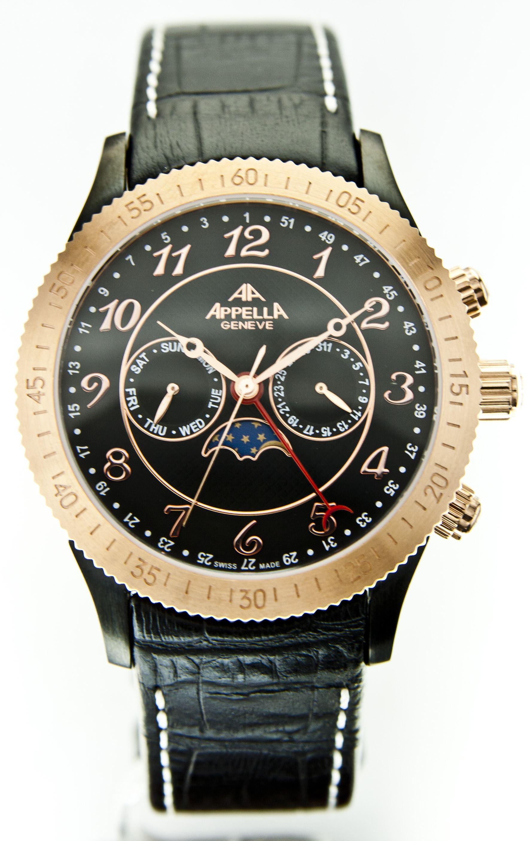 Часы APPELLA A-4253-8014