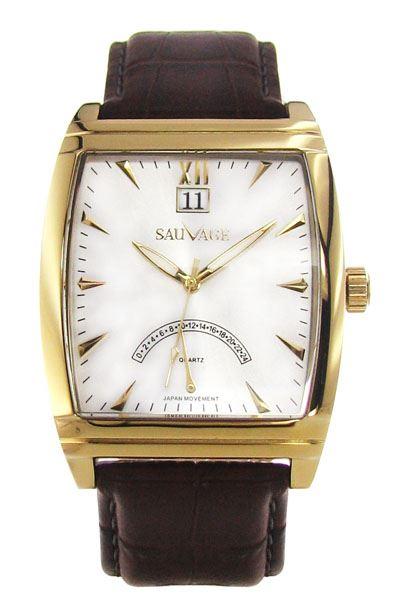 Часы Sauvage SA-SK14312G WH