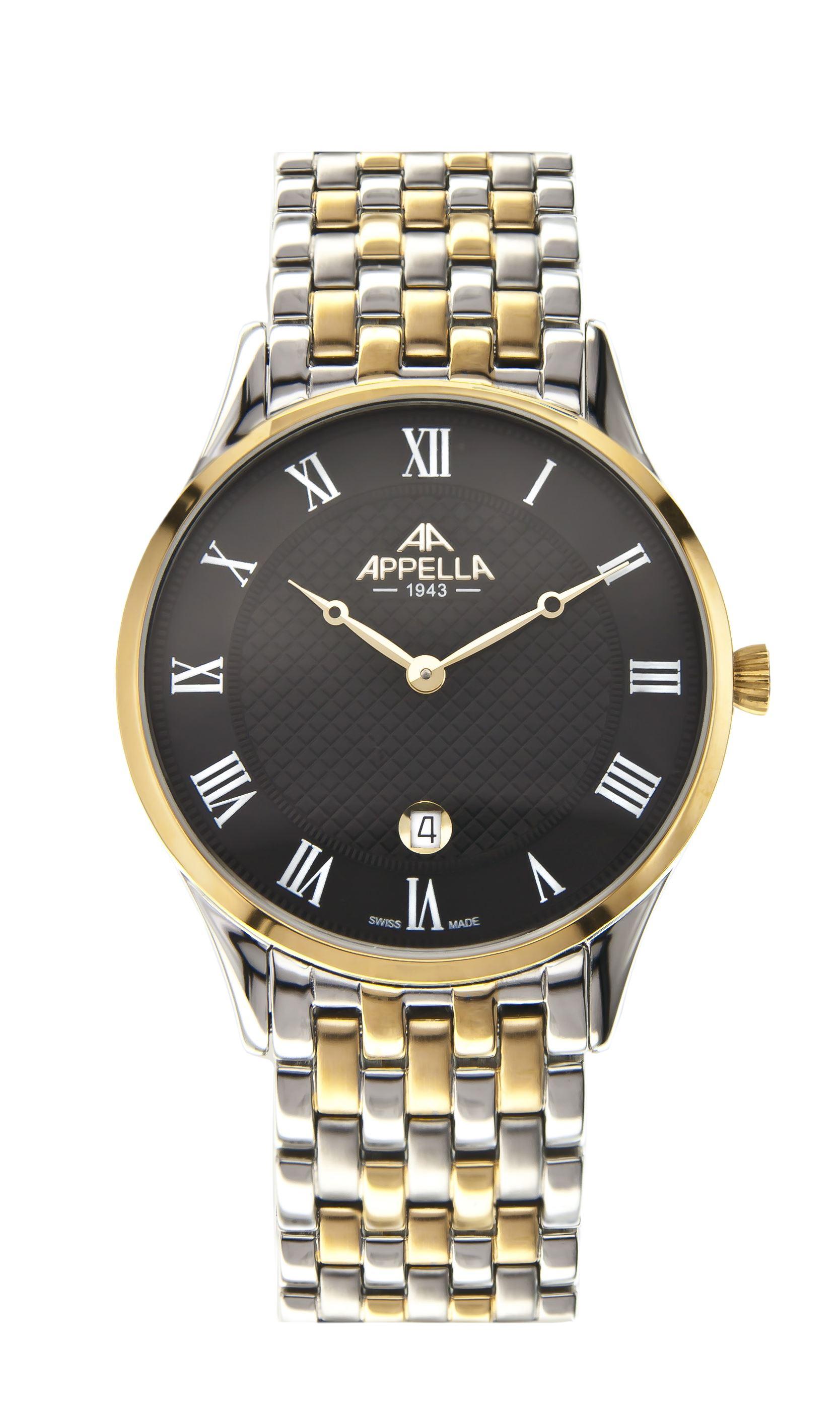 Часы APPELLA A-4279-2004