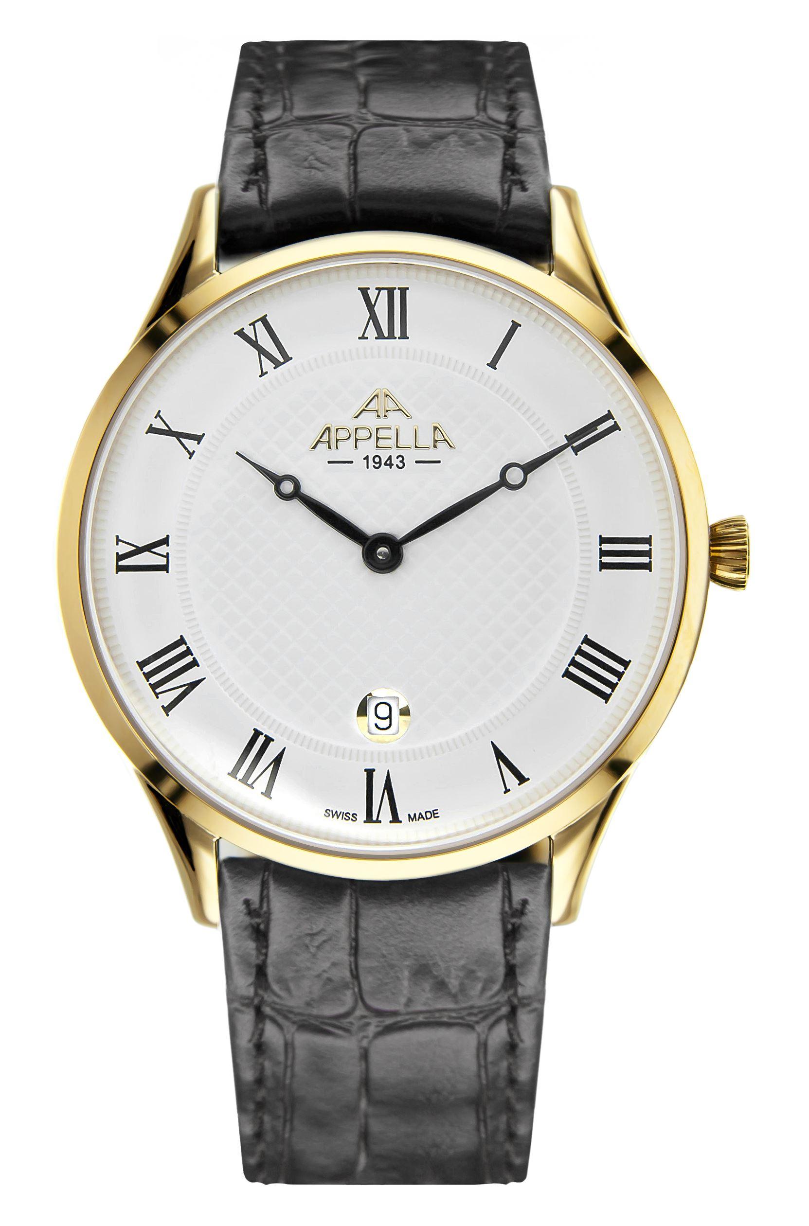 Часы APPELLA A-4279-1011