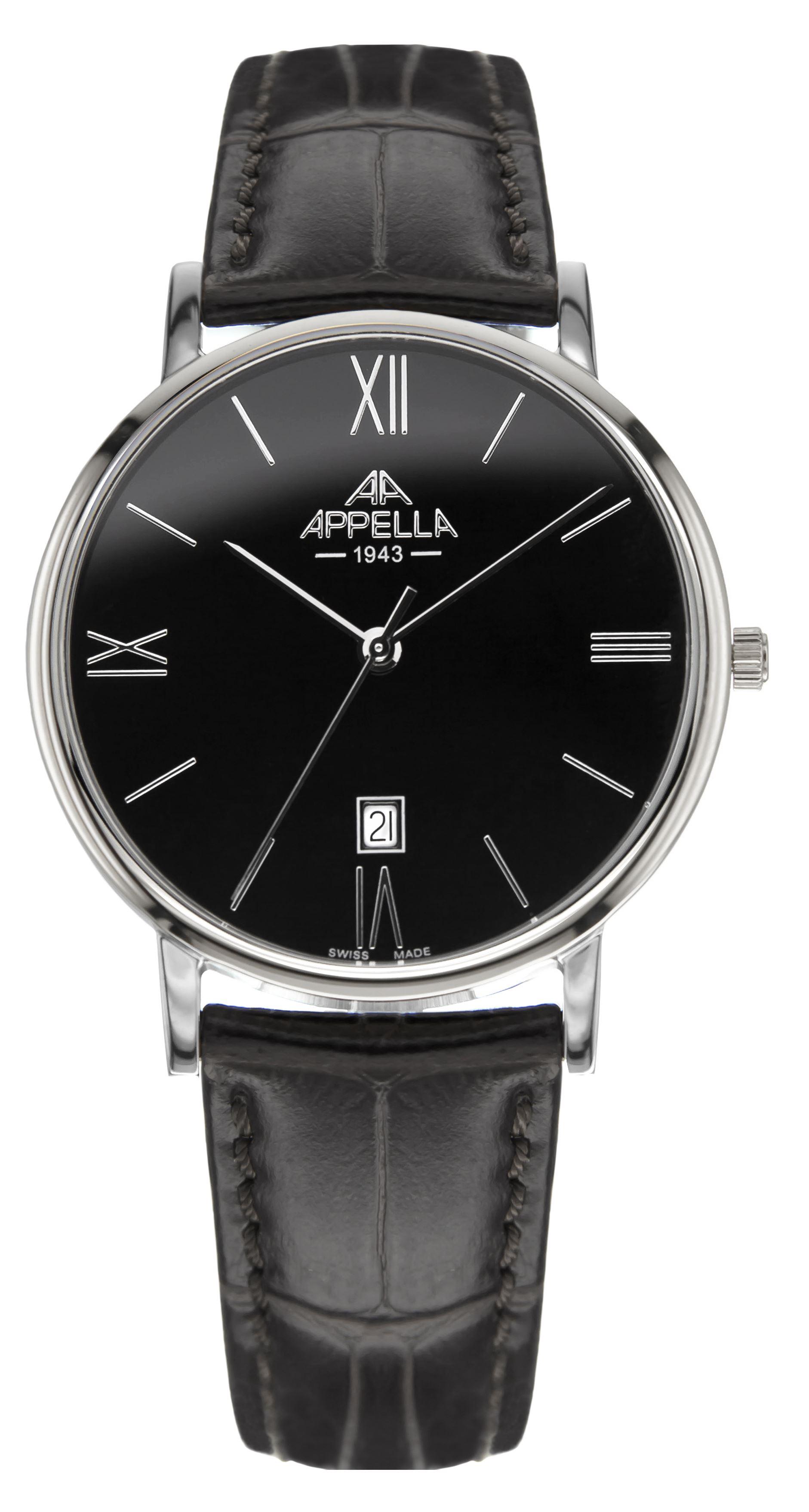 Часы APPELLA A-4295-3014