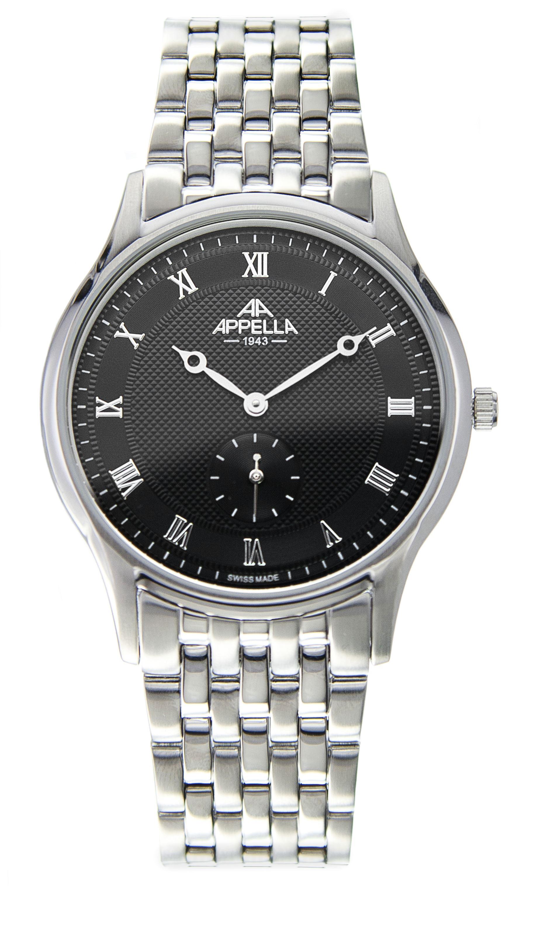Часы APPELLA A-4299-3004