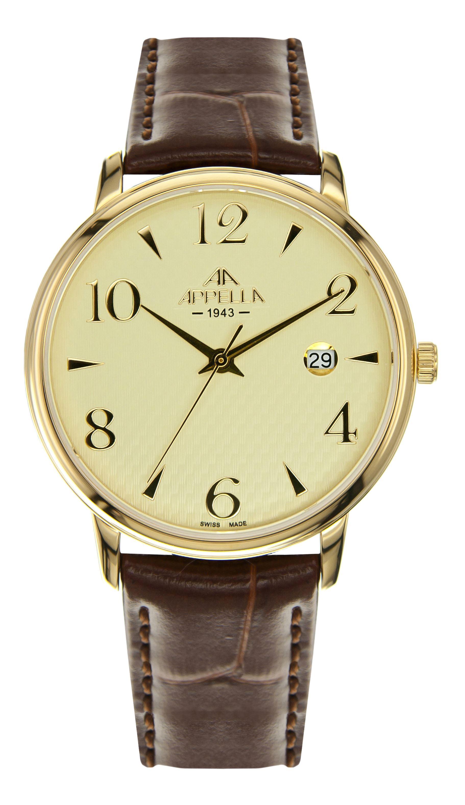 Часы APPELLA A-4303-1012