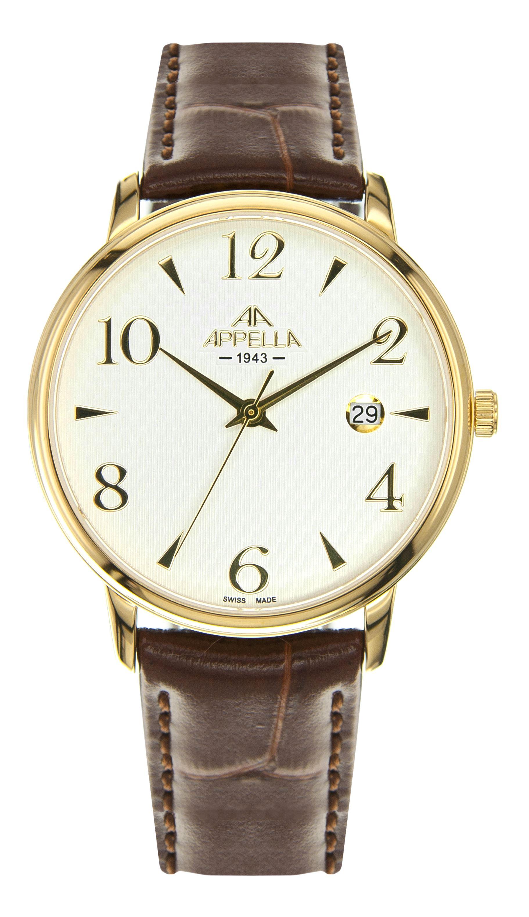 Часы APPELLA A-4303-1011