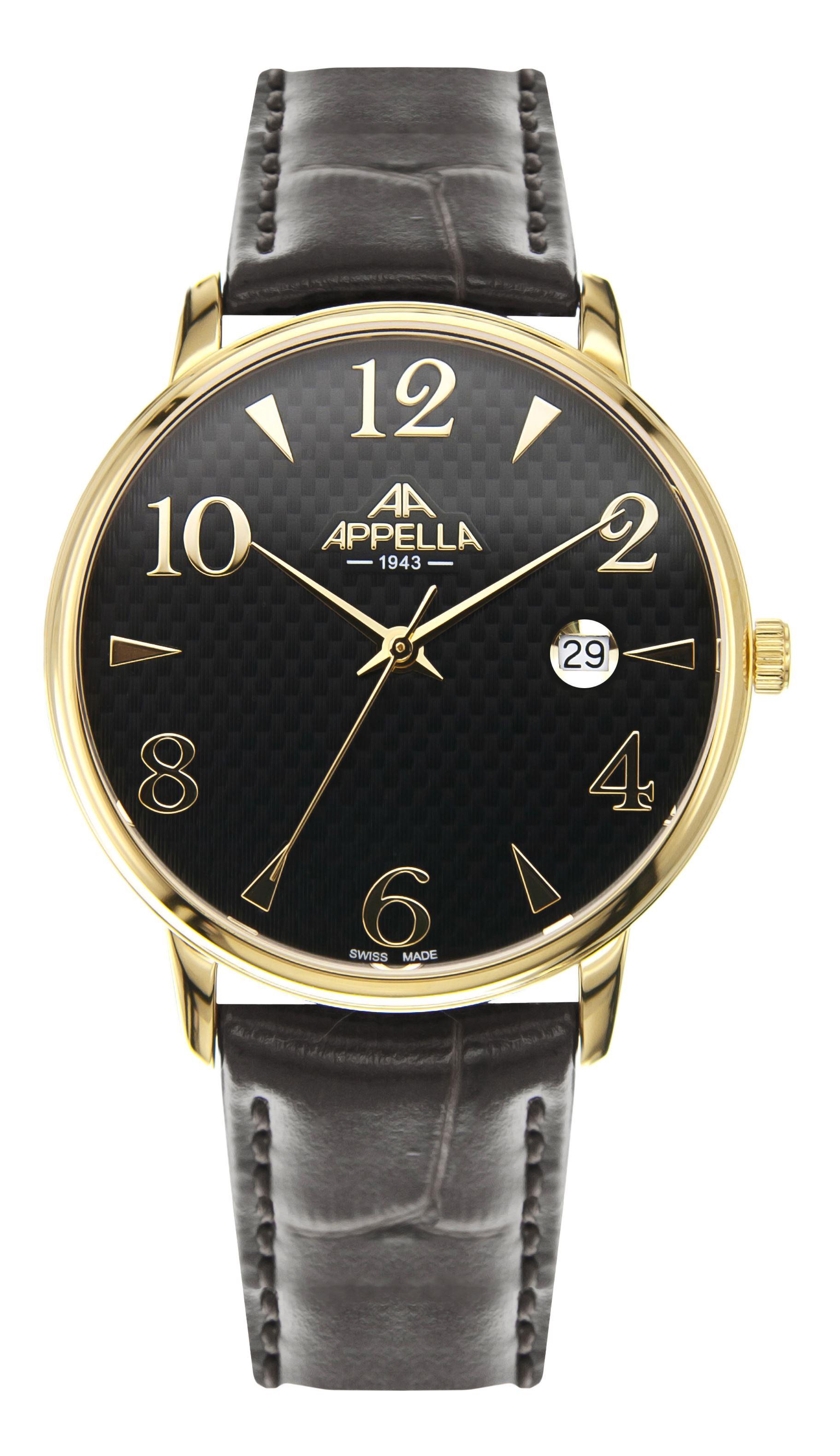 Часы APPELLA A-4303-1014