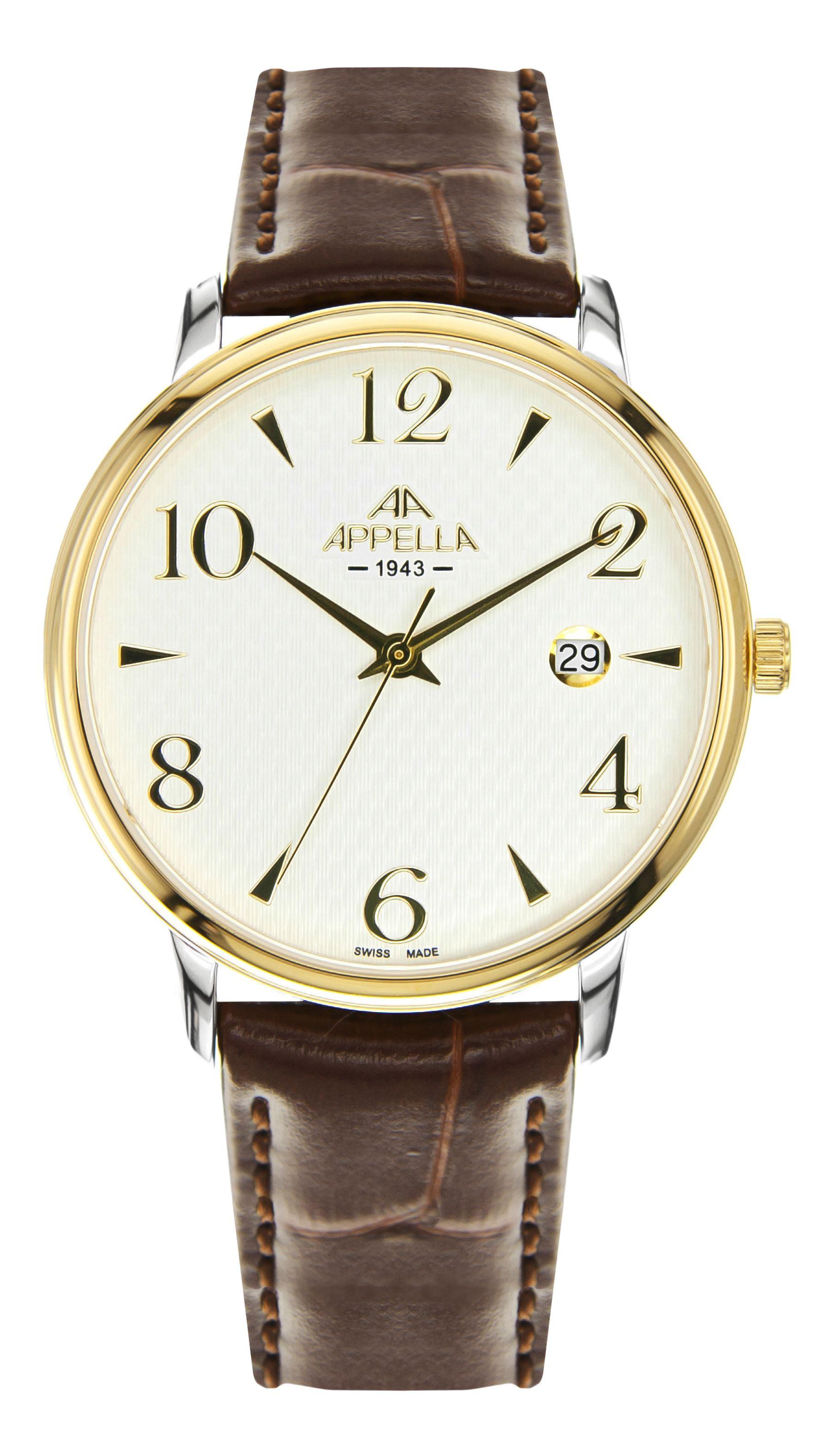 Часы APPELLA A-4303-2011