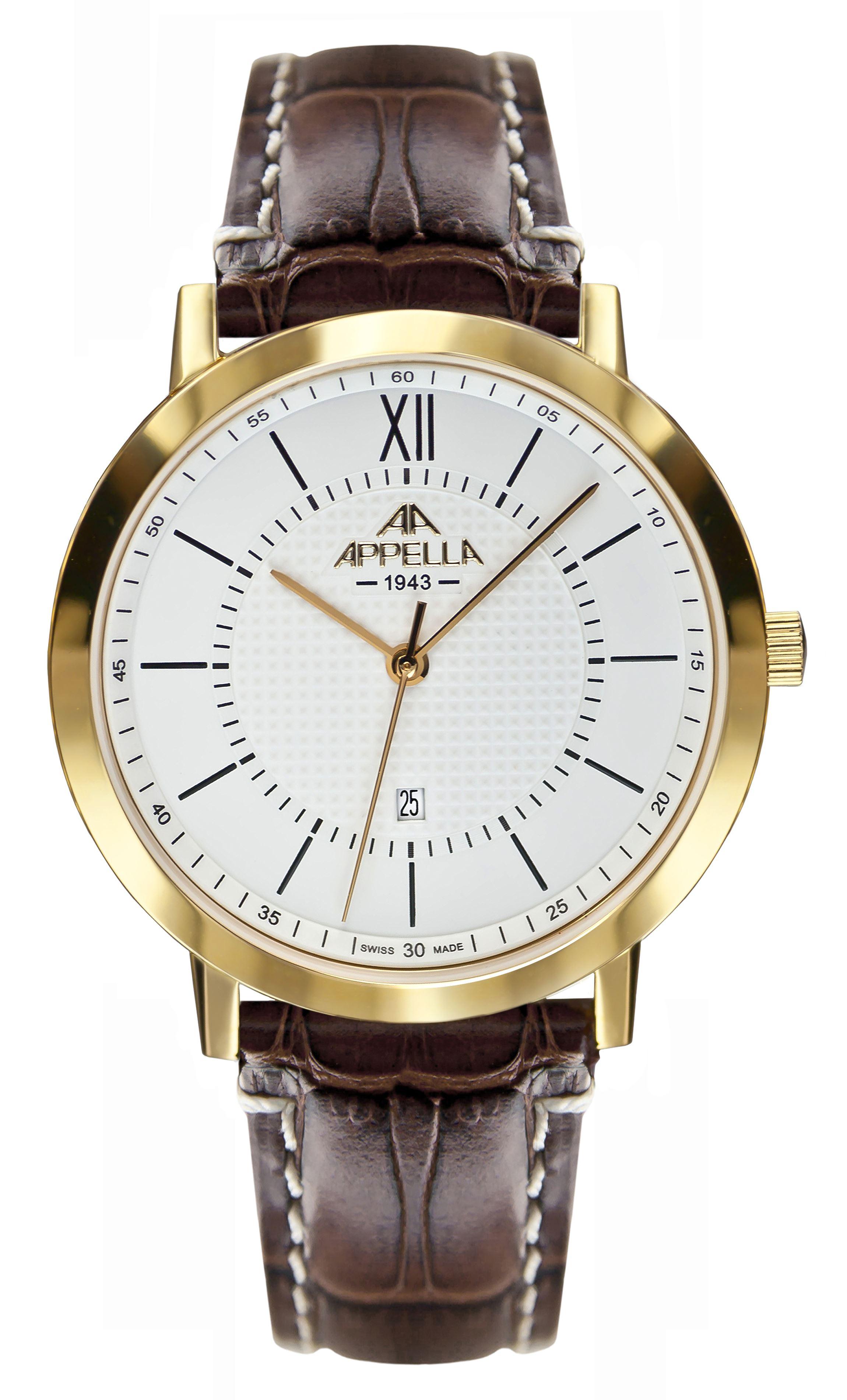 Часы APPELLA A-4289-1011