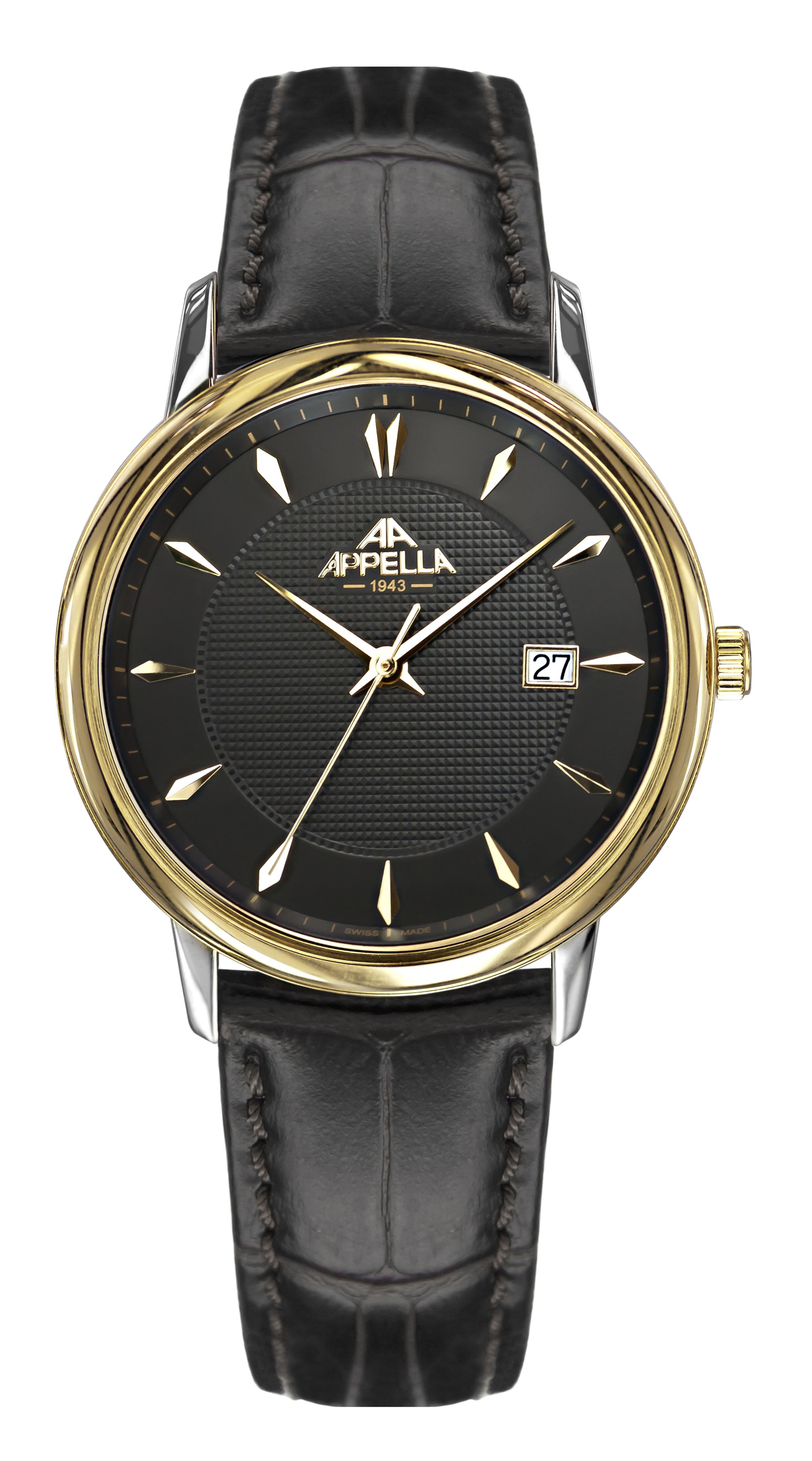 Часы APPELLA A-4301-2014