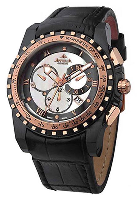 Часы APPELLA A-4005-8011