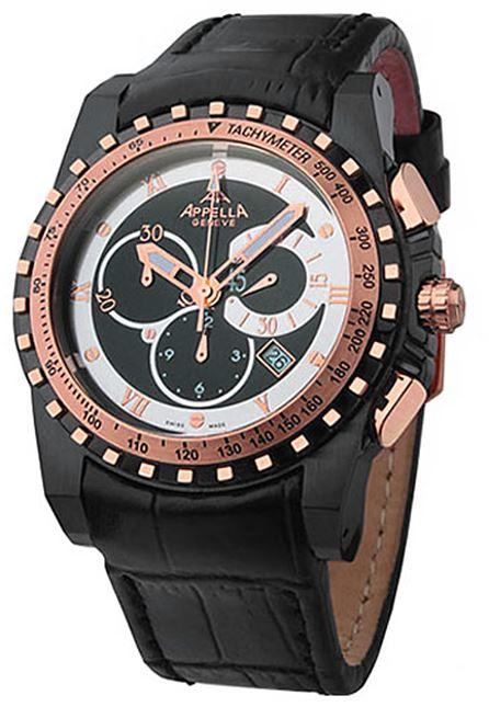 Часы APPELLA A-4005-8014