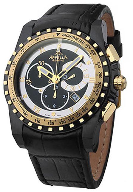 Часы APPELLA A-4005-9014
