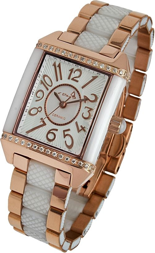 Часы Le Chic CC 8020 RG WH