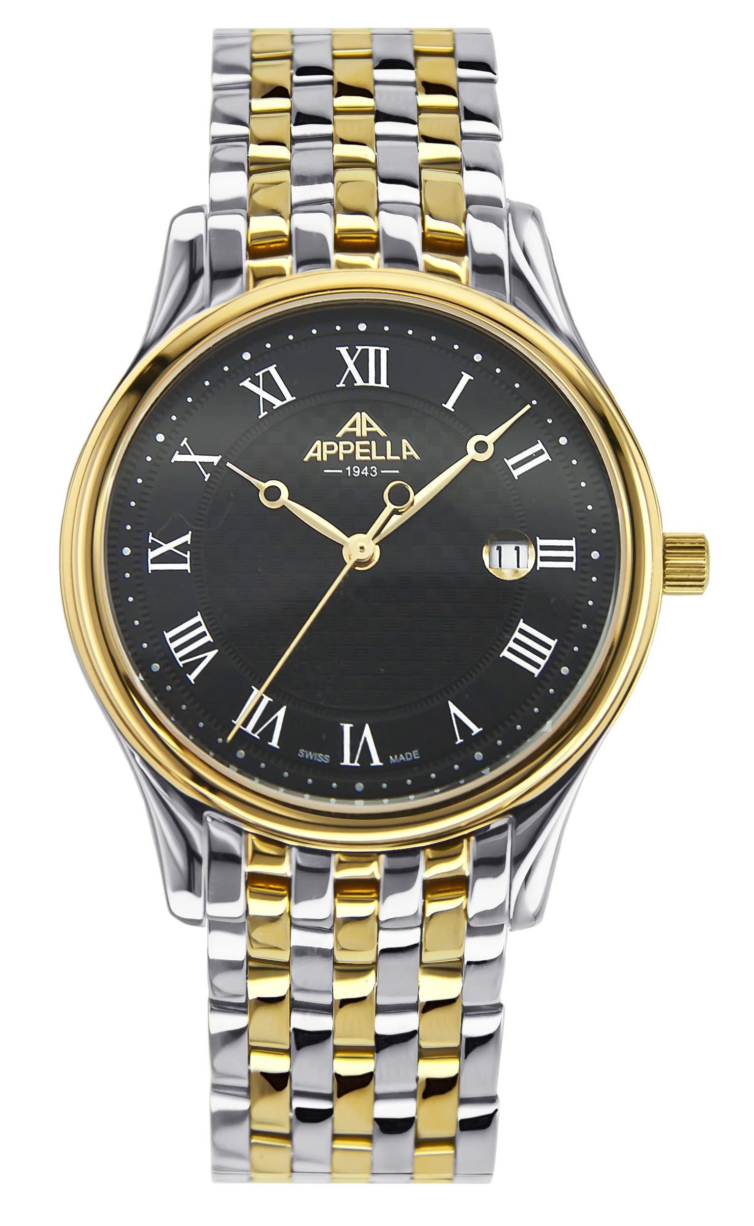 Часы APPELLA A-4281-2004