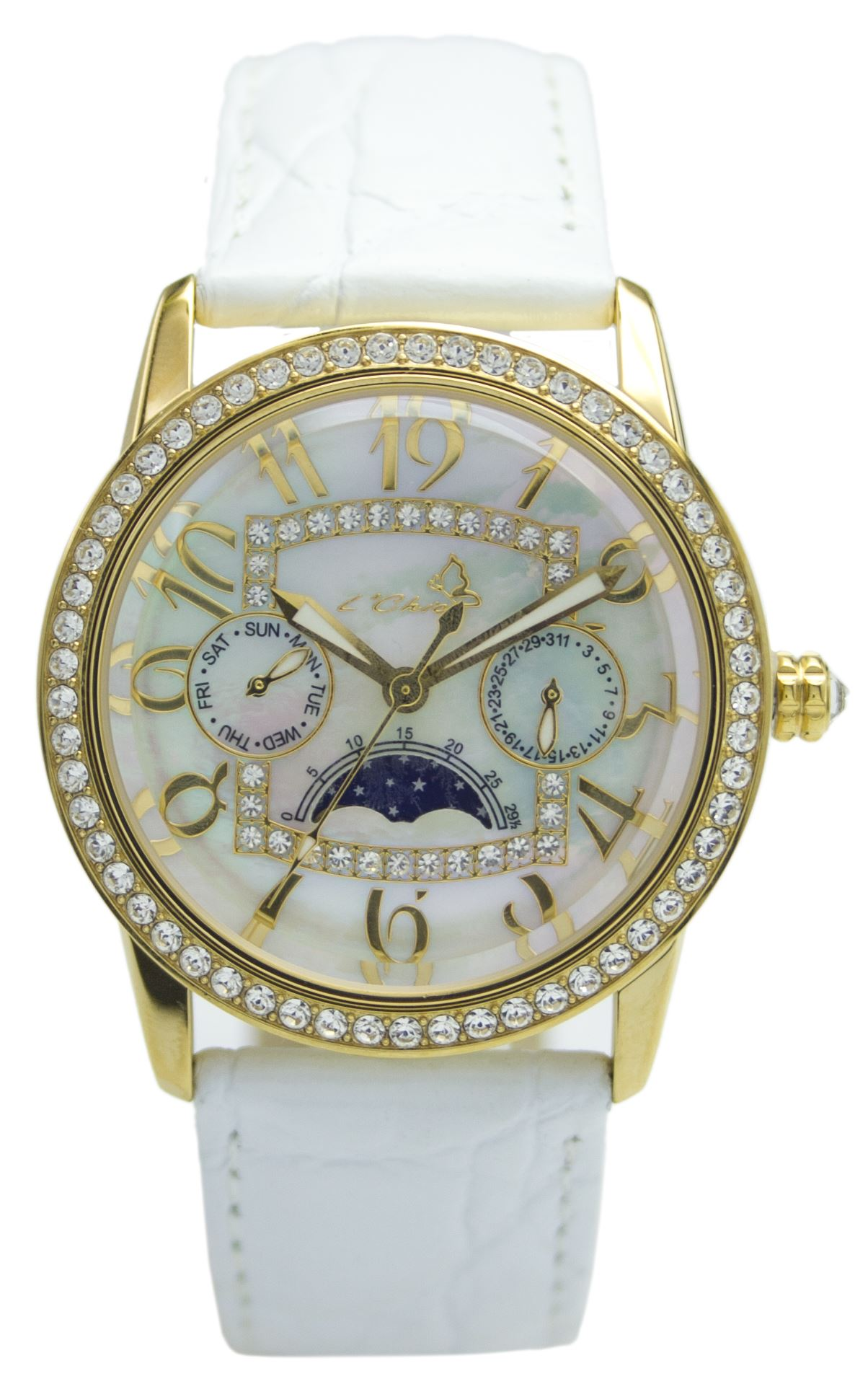 Часы Le Chic CL 0715 G WH