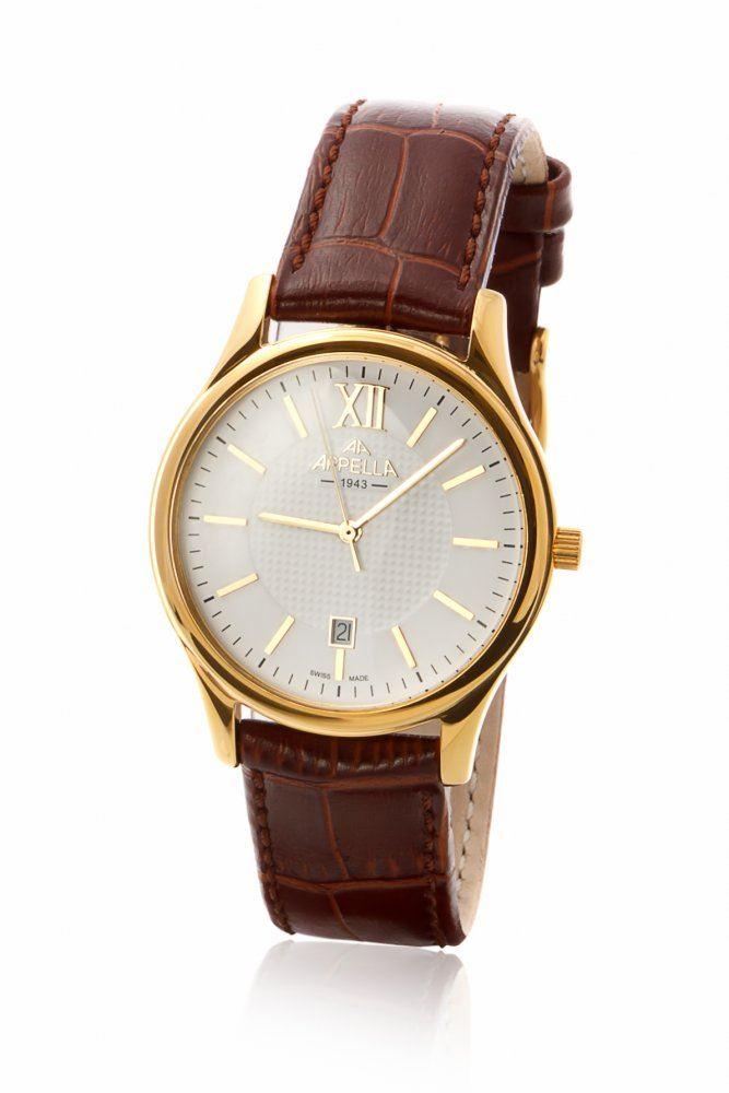 Часы APPELLA A-4283-1011