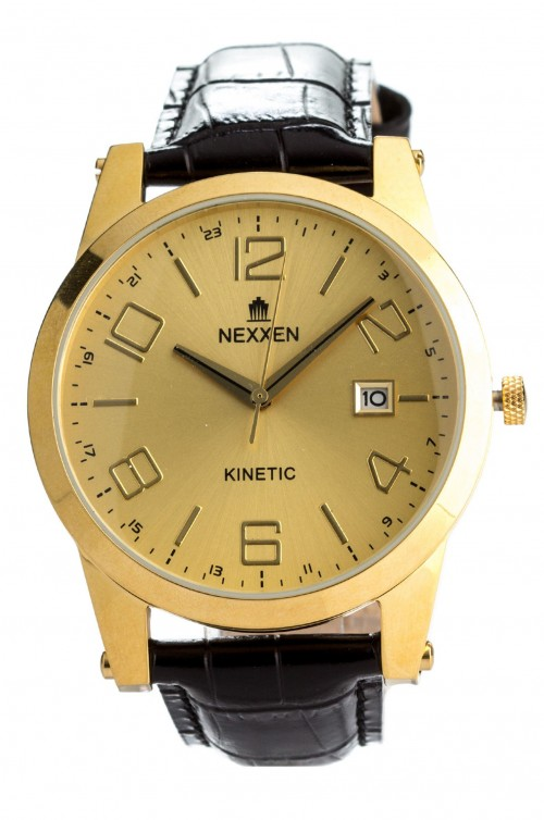 Часы NEXXEN NE6810AM GP/GD/BLK фото 1