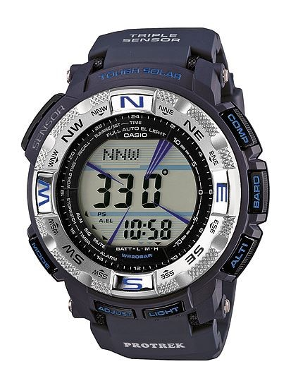 Часы CASIO PRG-260-2ER фото 1