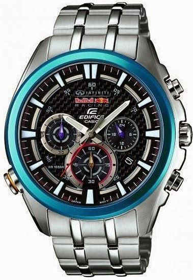 Часы CASIO EFR-537RB-1AER фото 1