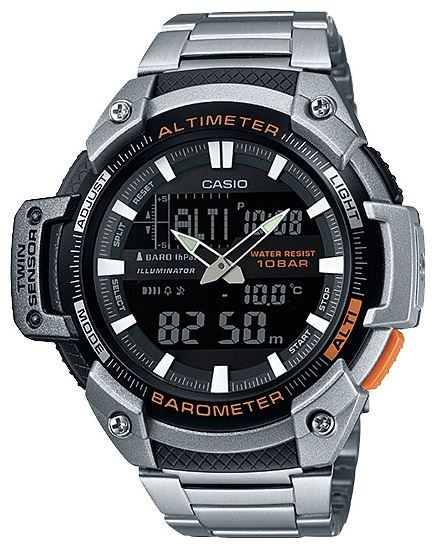 Часы CASIO SGW-450HD-1BER фото 1