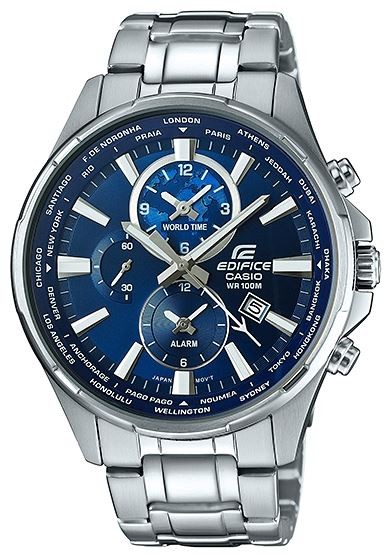 Часы CASIO EFR-304D-2AVUEF фото 1