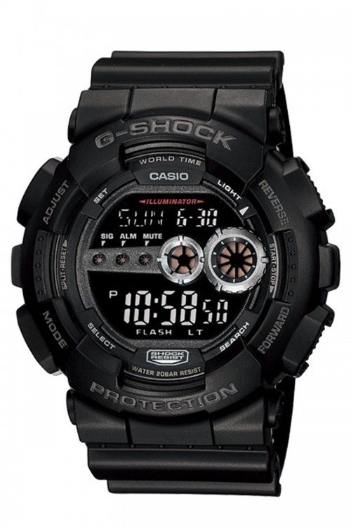 Часы CASIO GD-100-1B фото 1