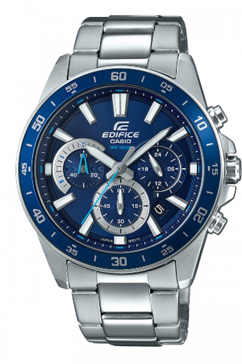Часы CASIO EFV-570D-2AVUEF фото 1