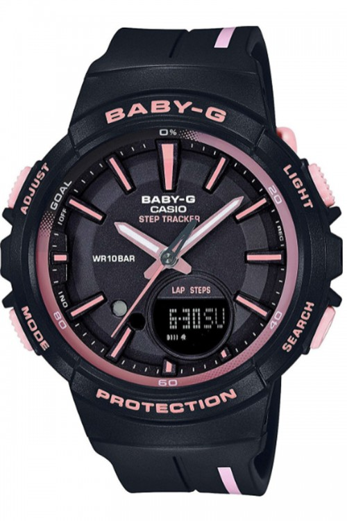 Часы CASIO BGS-100RT-1AER фото 1