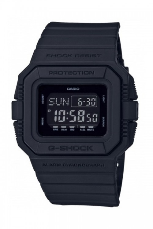 Часы CASIO DW-D5500BB-1ER фото 1