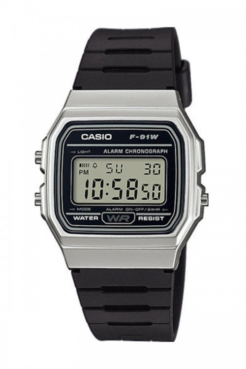 Часы CASIO F-91WM-7AEF фото 1
